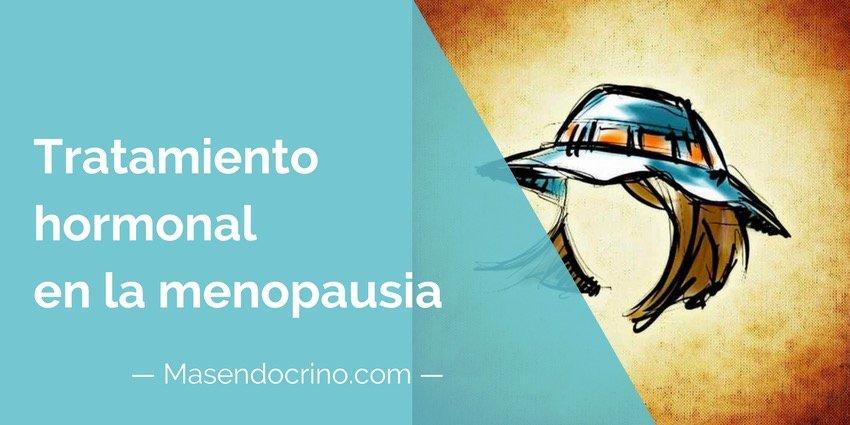 Tratamiento Hormonal Menopausia